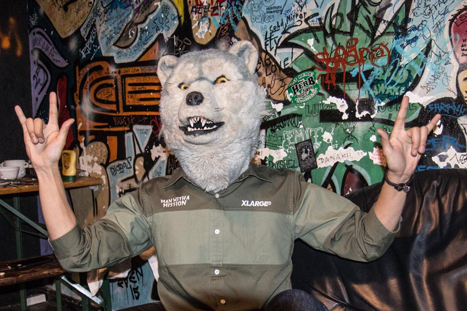 Interview: Man with A Mission, Underground (Köln)