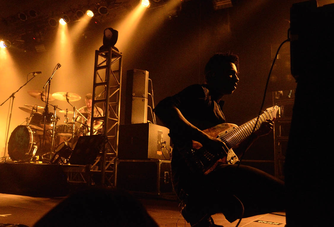 Interview: Animals As Leaders, Euroblast Festival X (Köln)