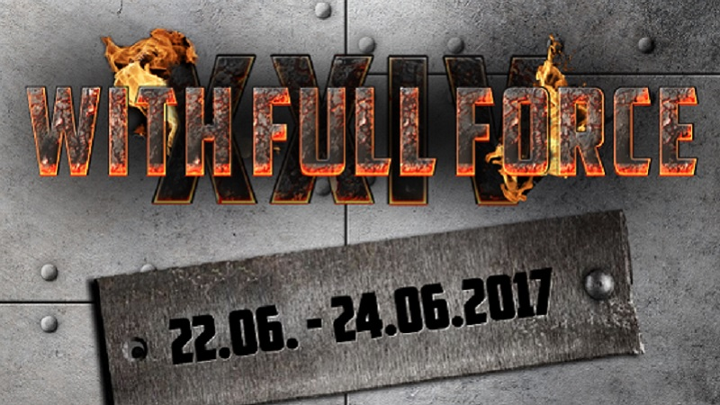 With Full Force zieht um!