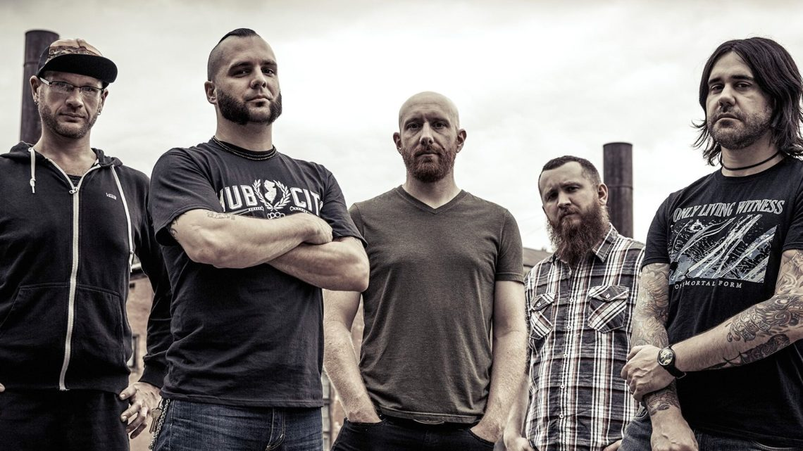 Killswitch Engage auf Tour