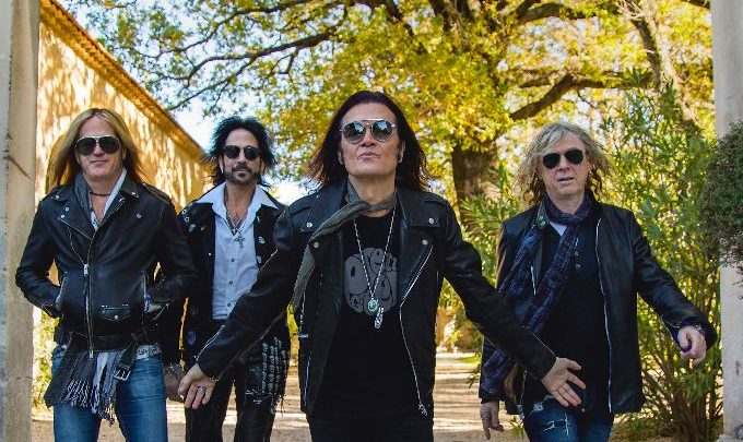 The Dead Daisies: Album + Europatour